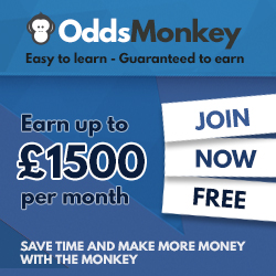 Oddsmonkey make some very bold claims...