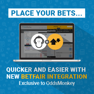OddsMonkey Betfair Integration