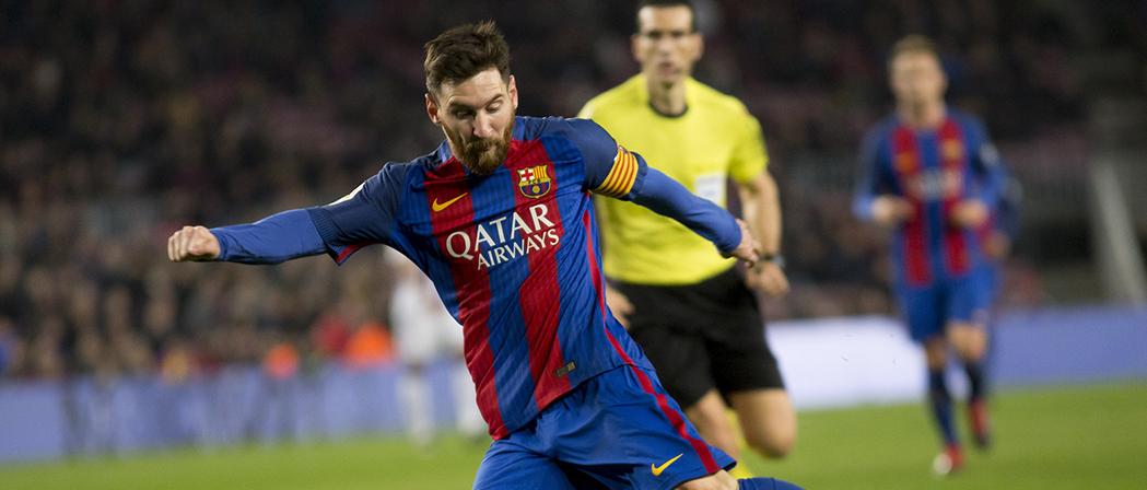 Lionel Messi 14/1