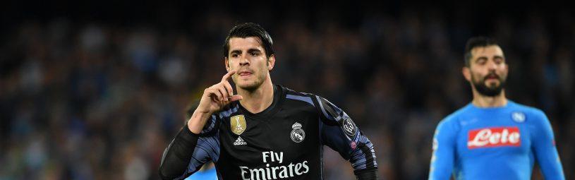 (SP)ITALY-NAPLES-SOCCER-UEFA-UCL-REAL MADRID VS NAPOLI