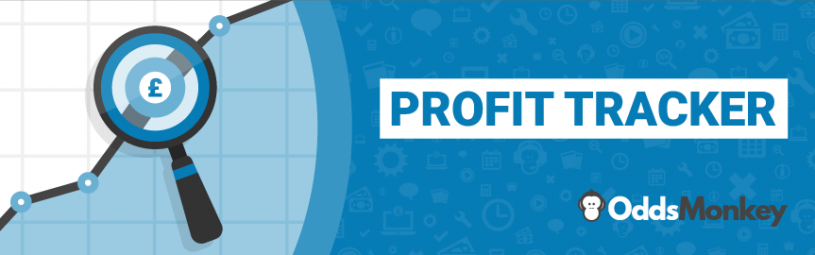 track matched betting profits with Profit Tracker