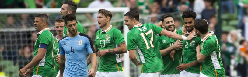 Republic of Ireland v Uruguay - International Friendly match