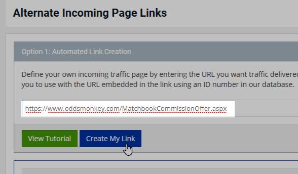screenshot 3 affiliate links