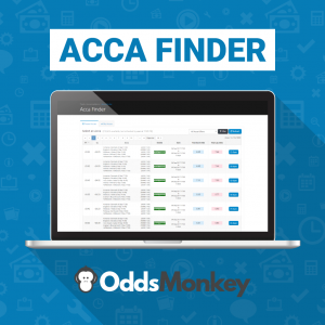 Acca Finder accumulator tool