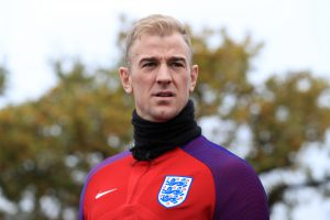 Joe Hart bet on the world cup 2018
