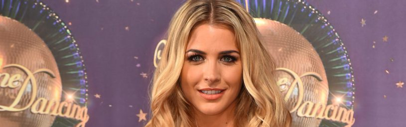 Gemma Atkinson at the launch of Strictly Come Dancing 20a17 at Broadcasting House in London.