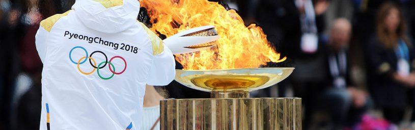 Winter Olympics-Handover Ceremony