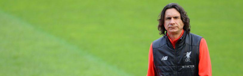 Liverpool assistant manager Zeljko Buvac