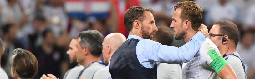 England?s head coach Gareth Southgate