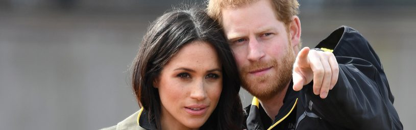 Prince Harry and Meghan Markle attend the UK team trials for the Invictus Games Sydney 2018 at the University of Bath Sports Training Village, Bath, UK, on the 6th April 2018. 06 Apr 2018 Pictured: Meghan Markle, Prince Harry. Photo credit: James Whatling / MEGA TheMegaAgency.com +1 888 505 6342