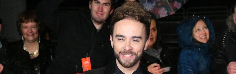Jack P. Shepherd attending the National Television Awards 2019 held at the O2 Arena, London. Photo credit should read: Doug Peters/EMPICS National Television Awards 2019 - Arrivals - London
