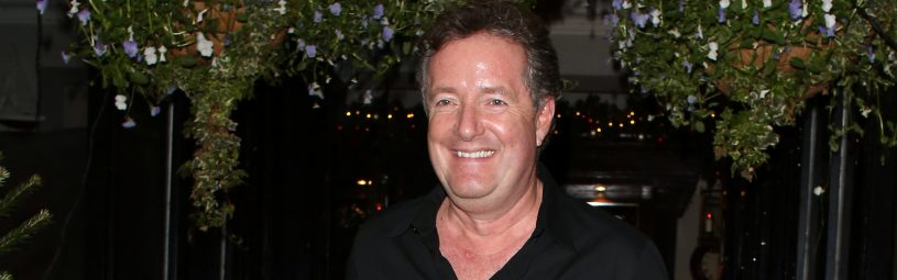Celebrities attending Piers Morgan's Christmas party at the Scarsdale Tavern. 21 Dec 2017 Pictured: Piers Morgan. Photo credit: Mark R. Milan / MEGA TheMegaAgency.com +1 888 505 6342Celebrities attending Piers Morgan's Christmas party at the Scarsdale Tavern